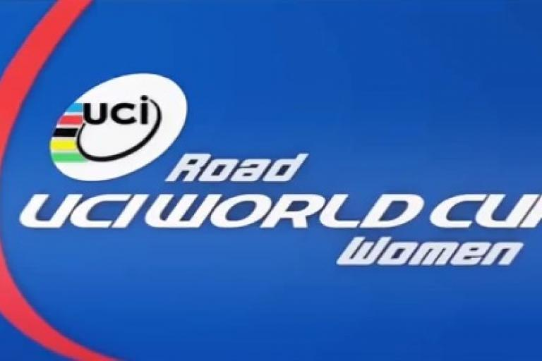 UCI Women Road World Cup 2014 logo