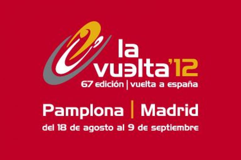 Vuelta 2012 logo