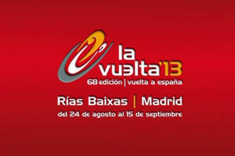 Vuelta 2013 logo