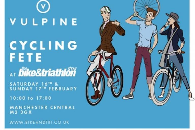 Vulpine Cycling Fete Manchester 2013