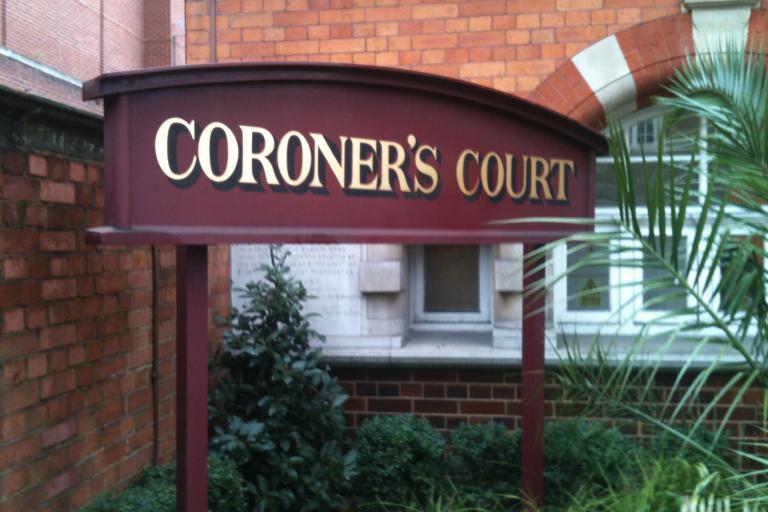 Westminster Coroner's Court (copyright Simon MacMichael)