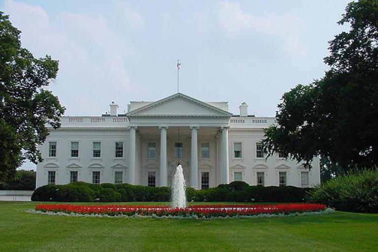 White House (picture in public domain)
