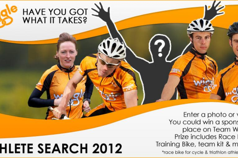 Wiggle Athlete Search 2012