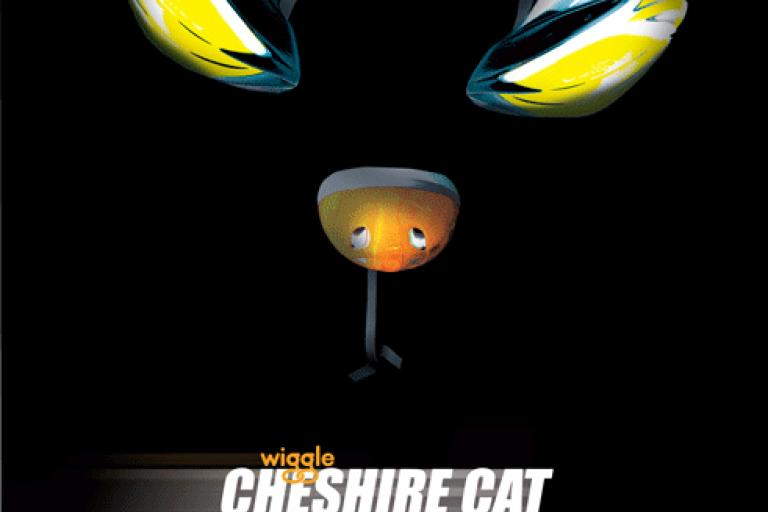 Wiggle Cheshire Cat 2012 logo