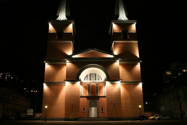 Wuppertal St Laurentius (Frank Vincentz, Wikimedia Commons)