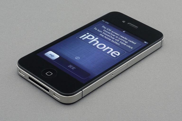 iPhone 4S - Brett Jordan