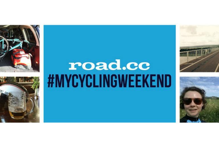 mycyclingweekend 18 collage 1