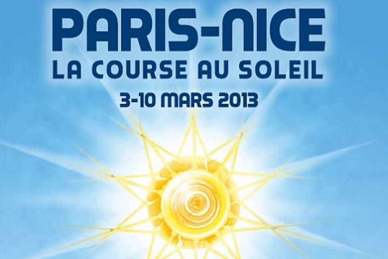Paris-Nice 2013 logo