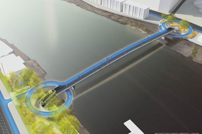 Nine Elms bridge 5