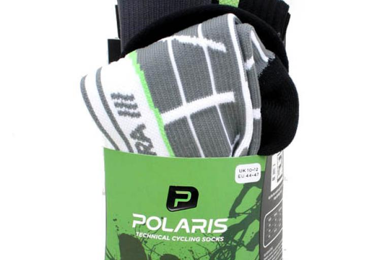 Polaris PDT Socks - 3 Pack