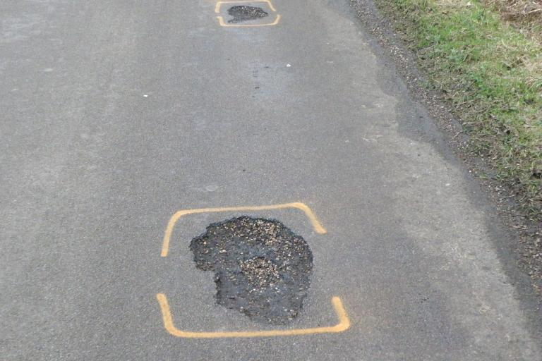 Essex Potholes 1
