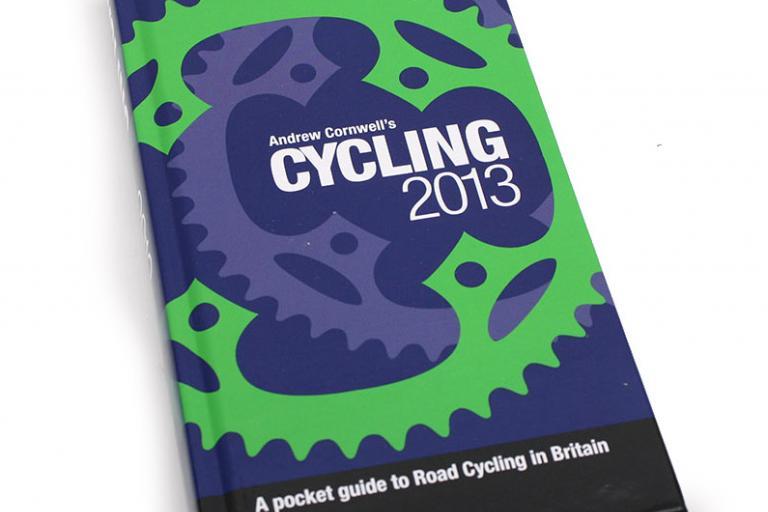 Andrew Cornwells Cycling 2013
