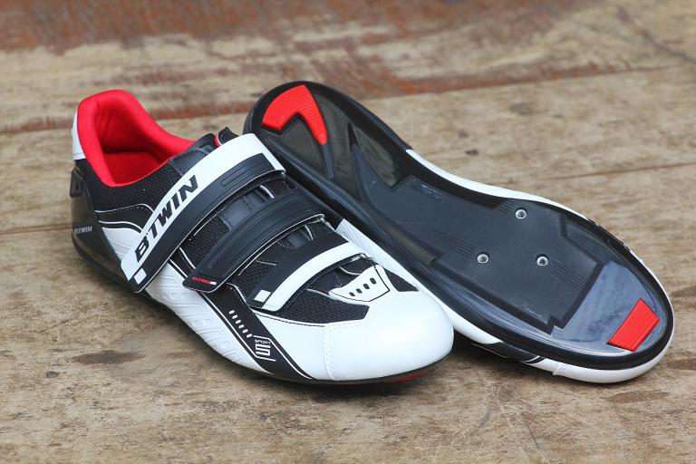 BTwin Road 5 Mens Road Cycling Shoes