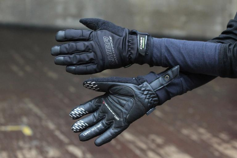Chiba Drystar Plus Waterproof Gloves