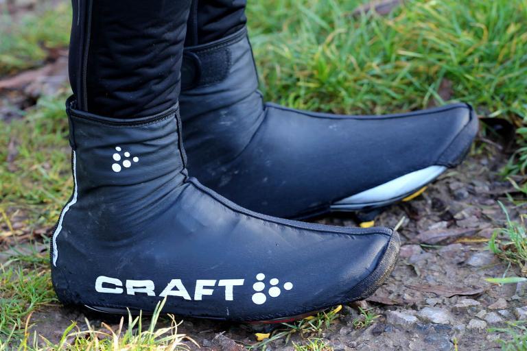 Craft Rain Bootie Cycling Shoe Cover