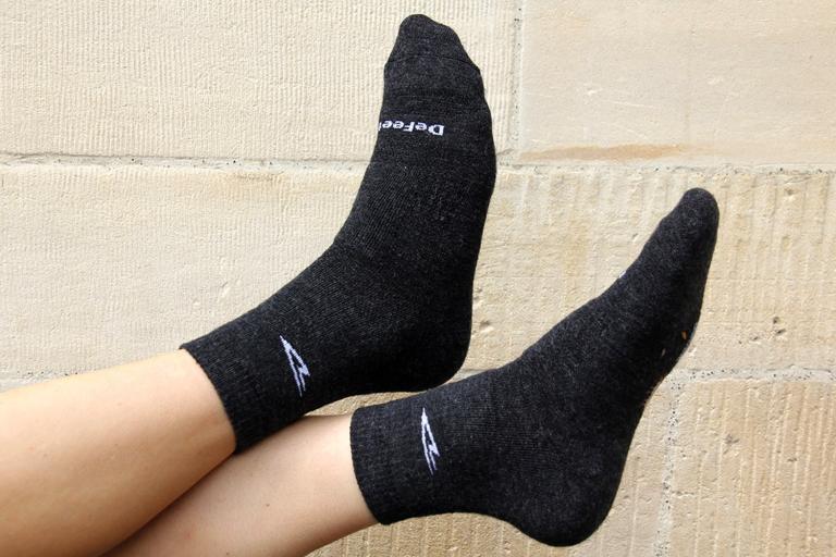 DeFeet WoolieBoolie Merino socks 1
