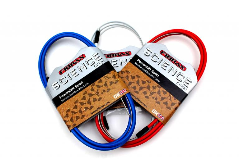 Fibrax Powershift Sport stainless steel gear cable