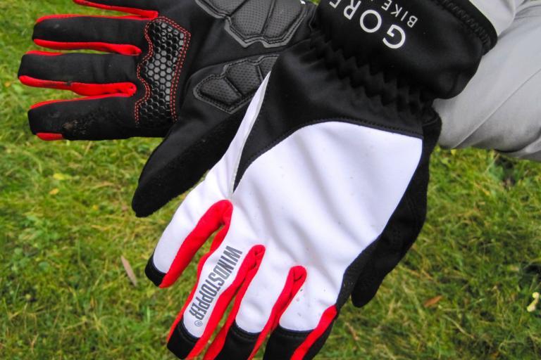 Gore Bike Wear Power Windstopper Softshell Lady Gloves
