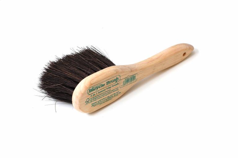Green Oil 3 in 1 bike brush