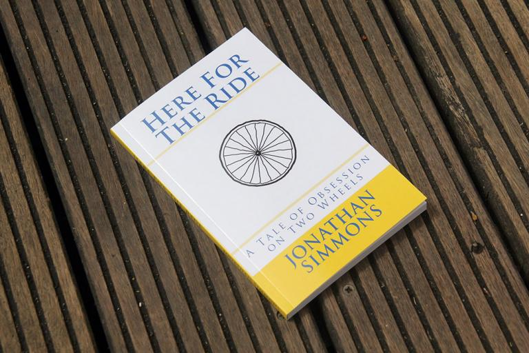 Here For The Ride by Jonathan Simmons