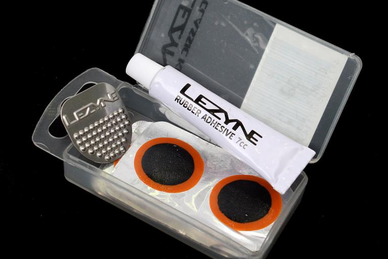Lezyne Classic Patch Kit - open