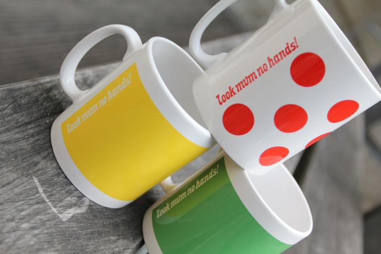 Look Mum No Hands mug set.JPG