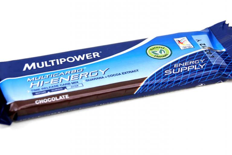 Multipower Multicarbo Hi-Energy bar