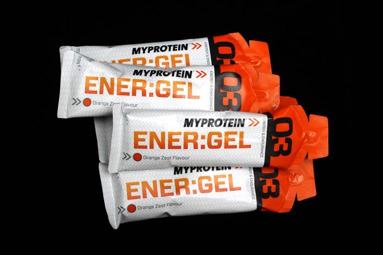 Myprotein ENERGEL Orange Zest Flavour