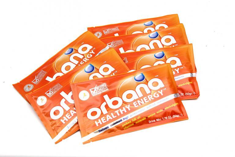 Orbana Healthy Energy Drink