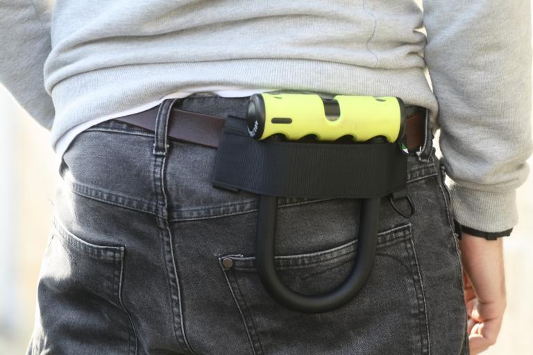Trakke U-Lock holster 3