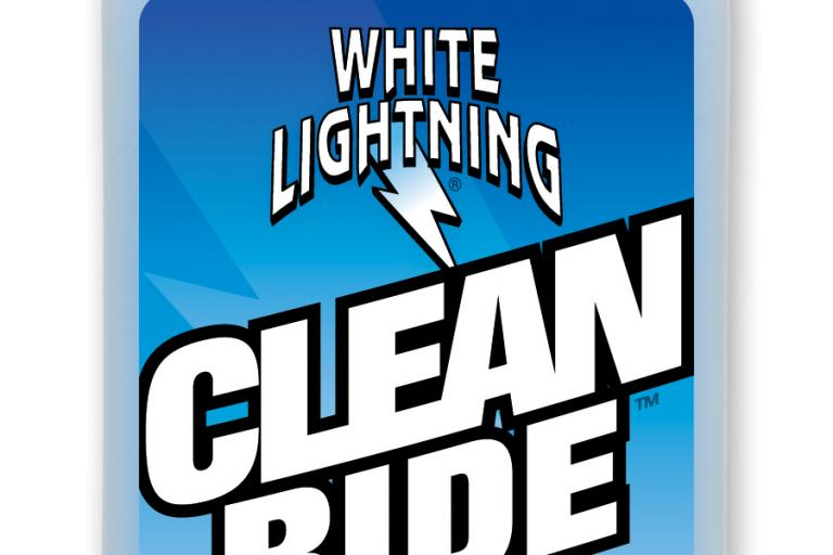 White Lightning Clean Ride