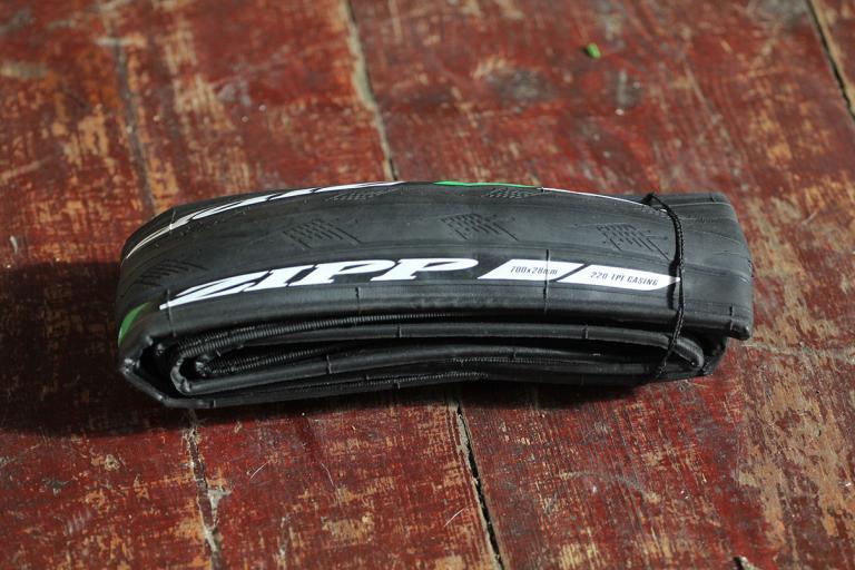 Zipp Tangente Speed tires