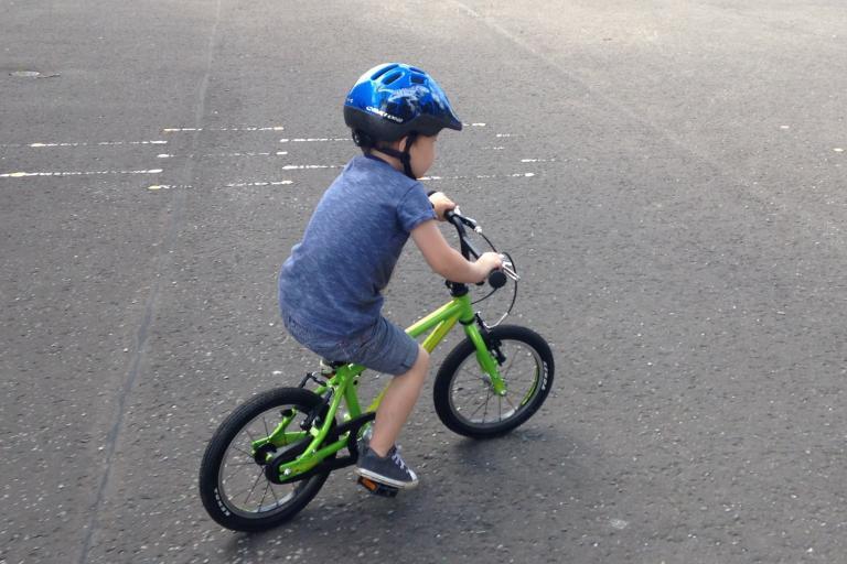 Oski First Ride