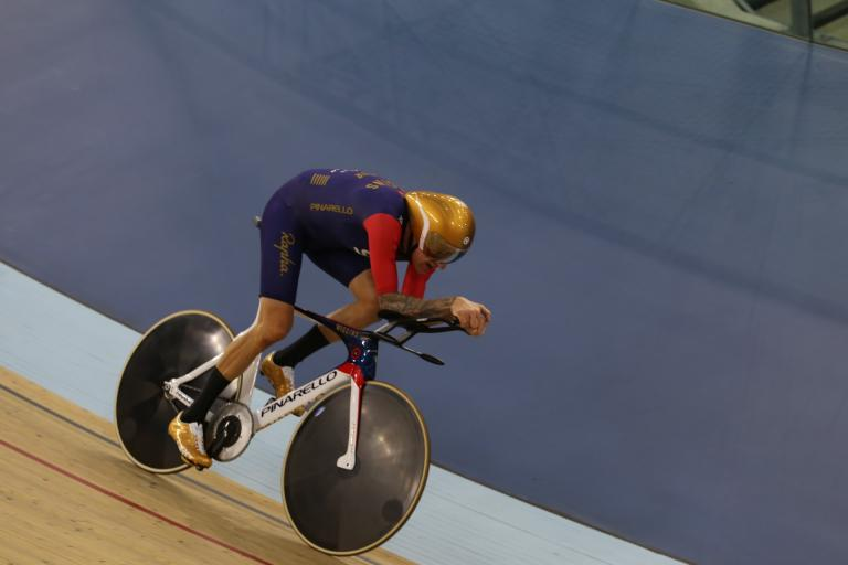 Sir Bradley Wiggins UCI Hour Record 09 picture credit Harry Dowdney from Rapha