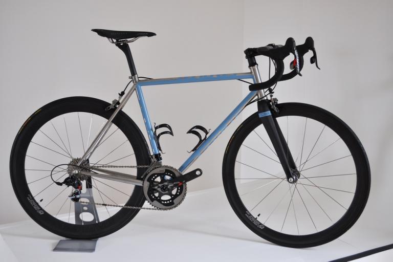 Starley JKS Stainless full bike