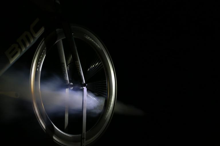 Swiss Side Hadron Wind Tunnel Test
