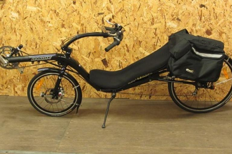 Recumbent bike - Bicycle Library 4