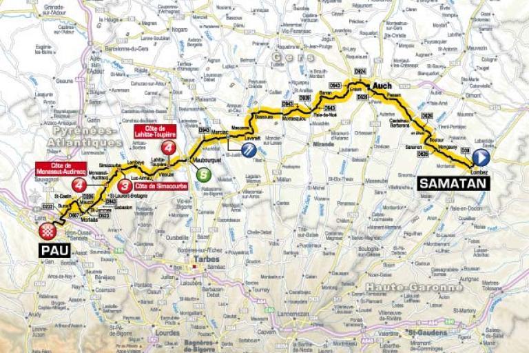 TDF 2012 S15 map