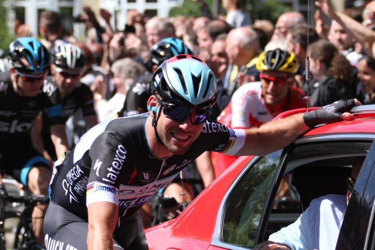 Leeds Mark Cavendish - Thomas Dwells