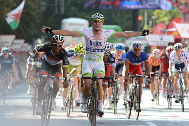 Vuelta 2012 S5 John Degenkolb wins (copyright Unipublic:Graham Watson)
