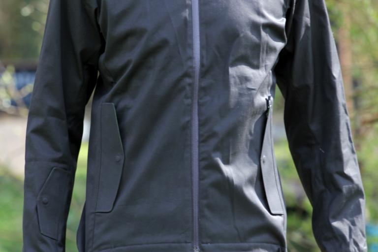 Vulpine Cotton Rain jacket