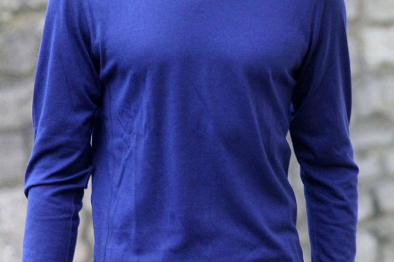 Vulpine Long Sleeve Merino T-shirt
