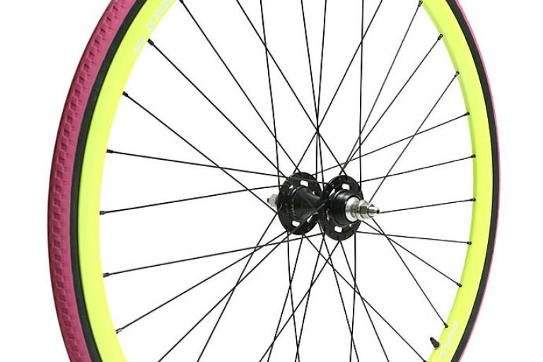 Halo Aerotrack wheelset