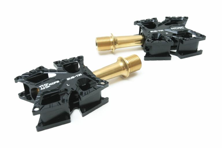 KCNC Knife pedals