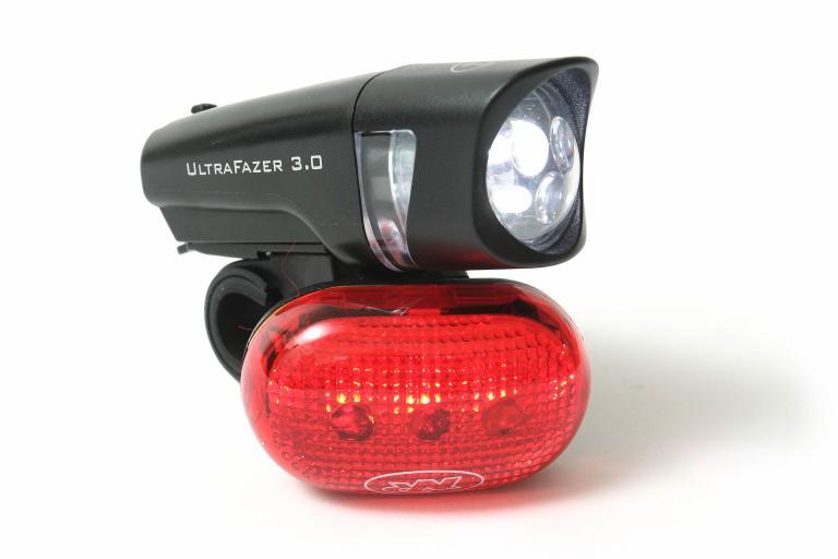NiteRider Ultrafazer 3.0 LED light set