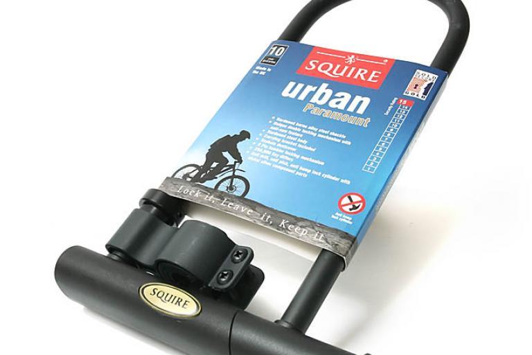 Squire Urban Paramount U lock
