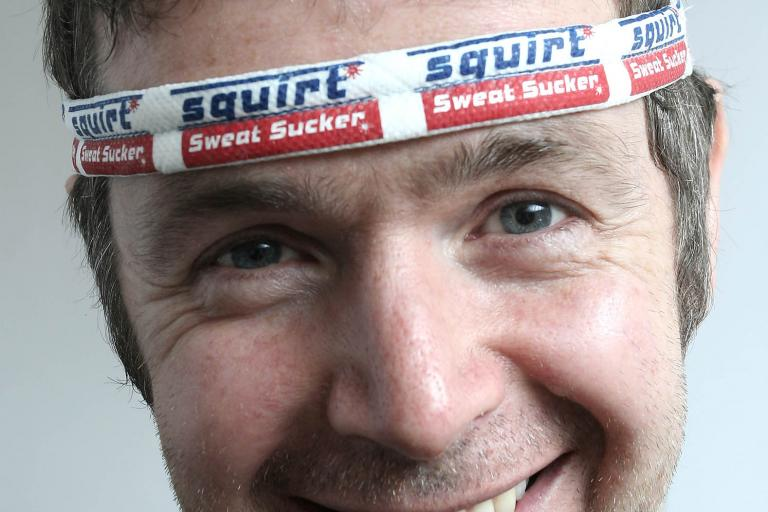 Squirt Sweatsucker hedband