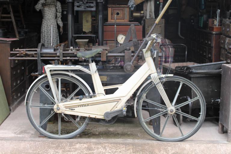 Itera stolen from Bakelite Museum