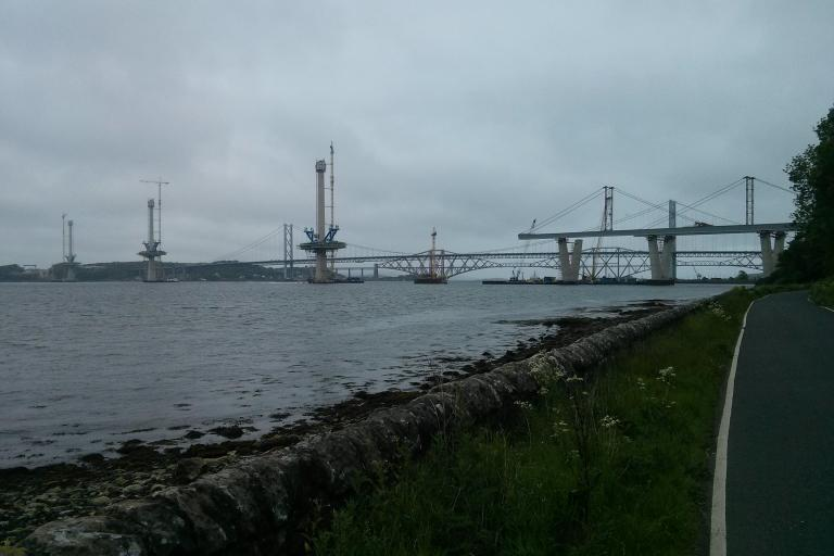 Forth Bridge_Copyright Laura Laker