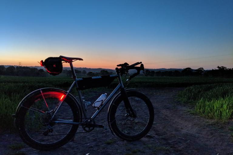Dave's BCM bike